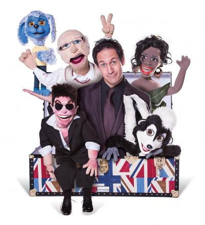 Britain's Got Talent ventriloquist comes to High Wycombe