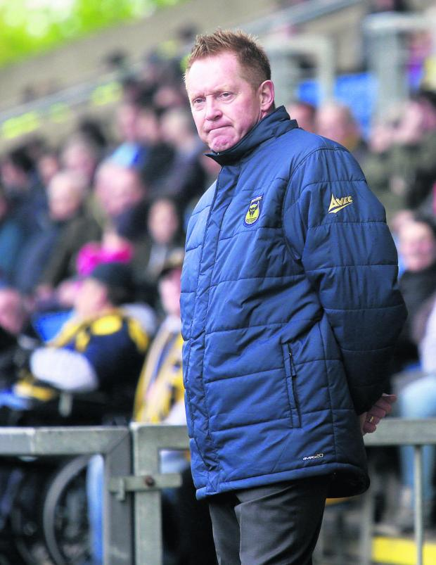 Bucks Free Press: Gary Waddock
