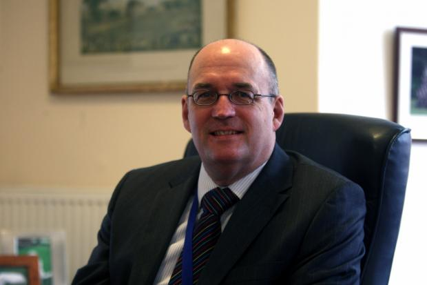 Headteacher chosen for role helping struggling schools