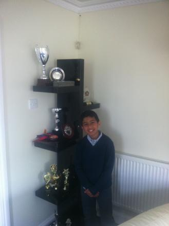 Wycombe chess prodigy selected for England squad