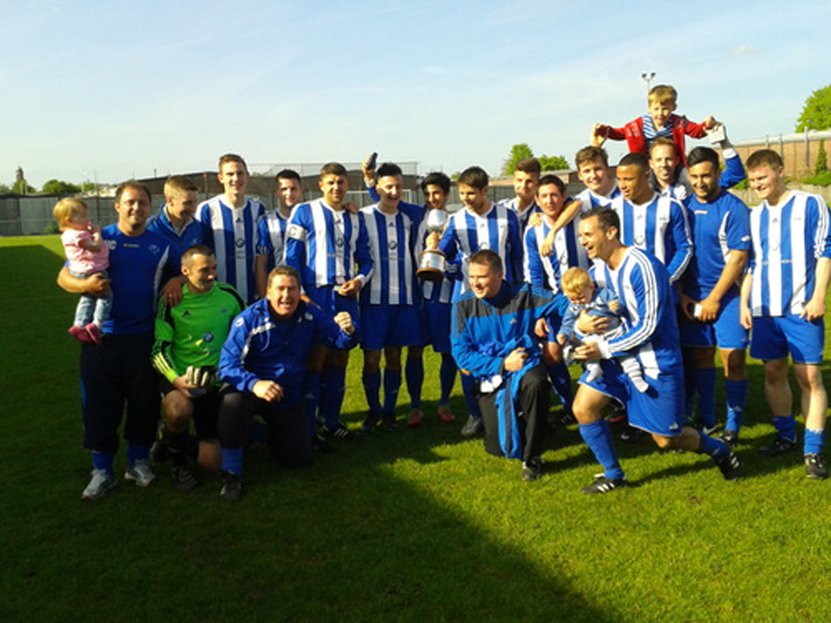 Double delight for Penn & Tylers Green