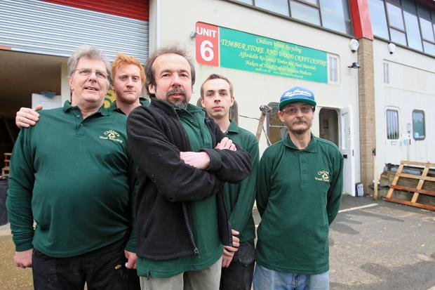 Bucks Free Press: Recycling firm pleads for help finding new base