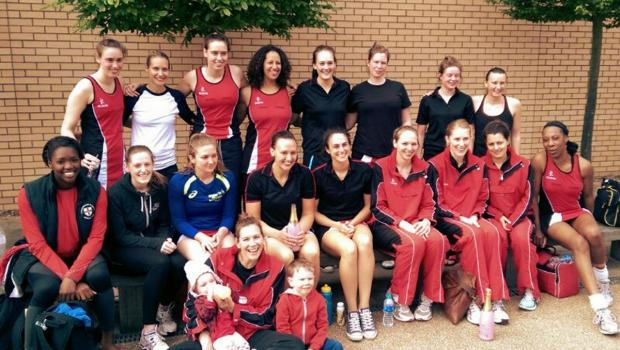 Clan Netball have won two promotions in a row