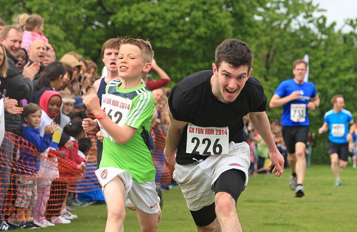 gx fun run