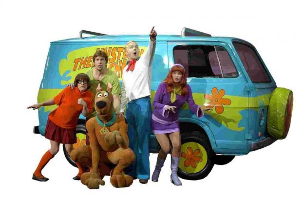 Review: Scooby Doo at Aylesbury Waterside Theatre