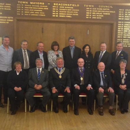 Beaconsfield Town Council 2014/ 2015