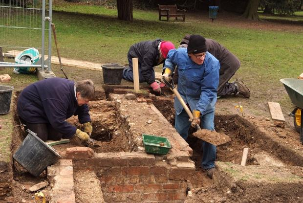 Bucks Free Press: Search for medieval hospital remains continues this weekend