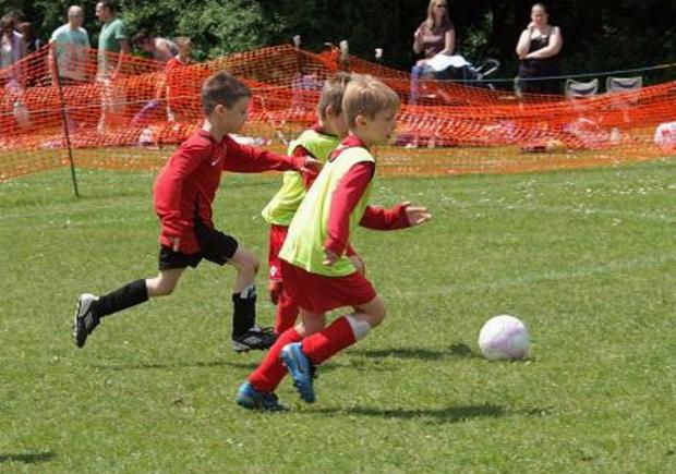 Thousands to take part in Flackwell football tournament