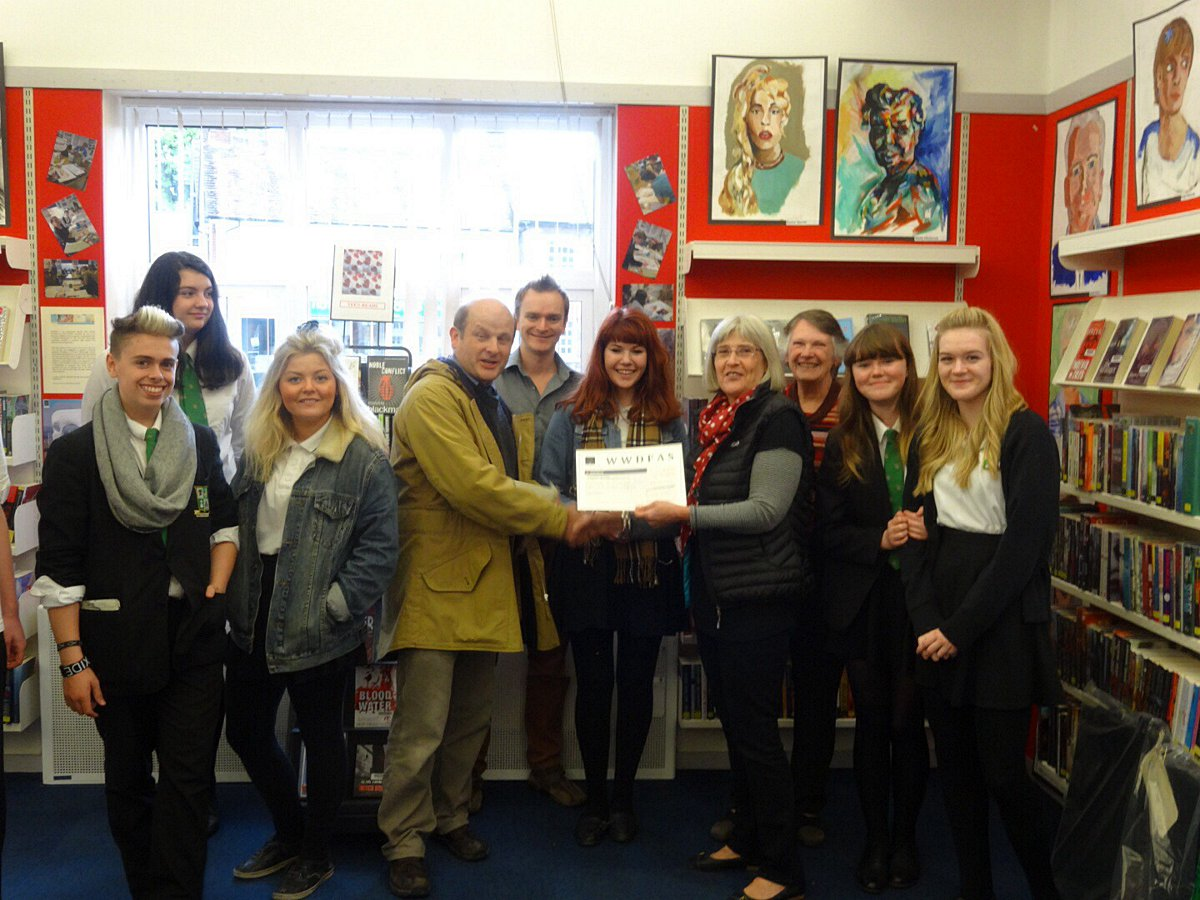Pupils recognised for their artwork