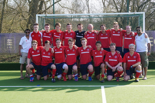 Marlow HC men's second team