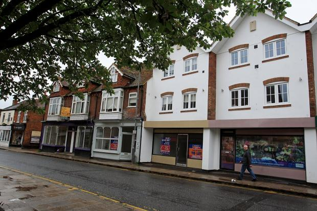 'Landlords not always to blame' for empty shops says business leader
