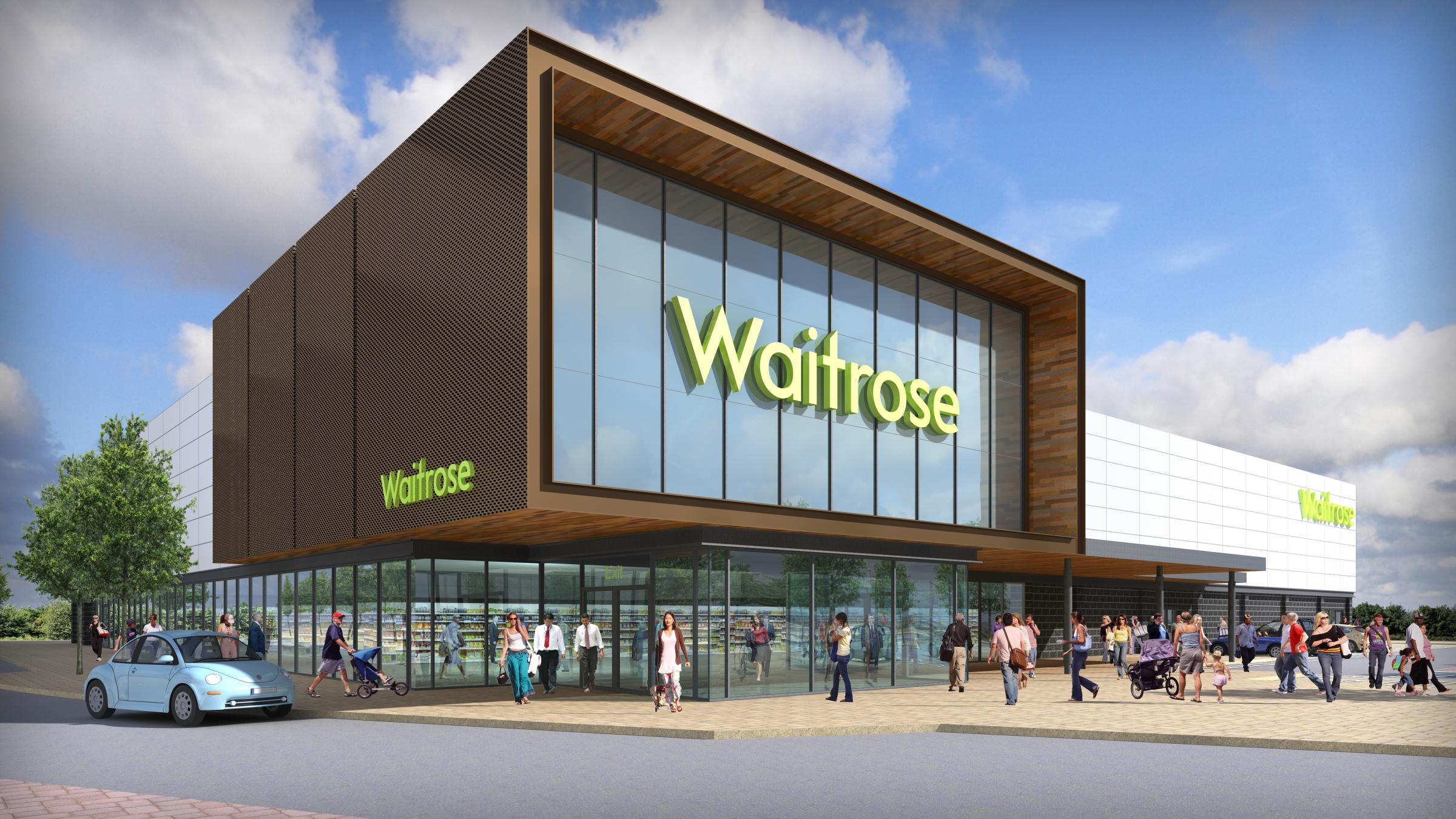 Waitrose to open store in High Wycombe