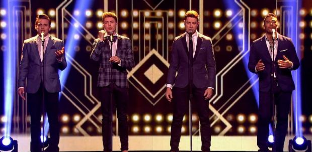 Bucks singer getting closer to Britain's Got Talent glory