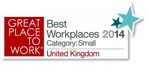 Marlow firm named one of UK's best small workplaces