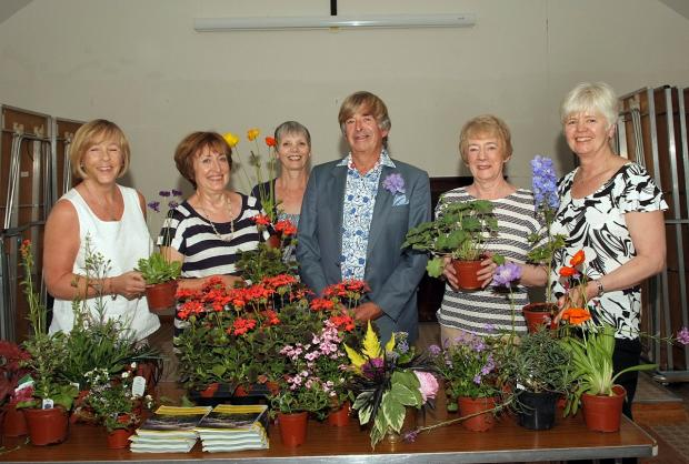 Gardener of the year visits Bourne End WI