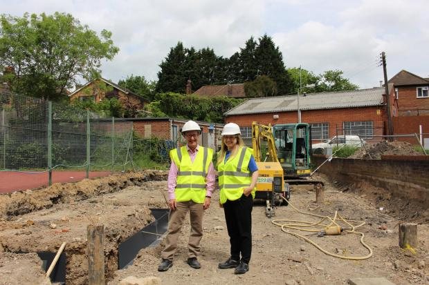 New £390k changing rooms for Desborough Recreation Ground