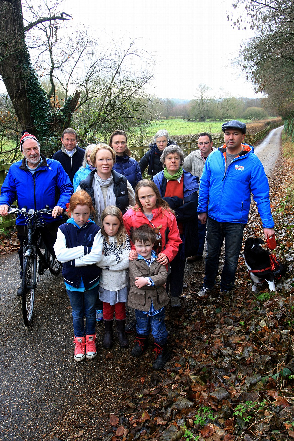 Residents and lane users have campaigned against the plans since they emerged in 2011