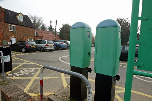 Town's parking solution still a way off says council leader