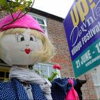Bucks Free Press: Scarecrows promote Downley's first Village Fesitval