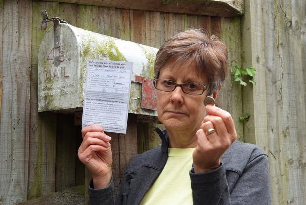 Anger as Royal Mail refuses to deliver child's letter