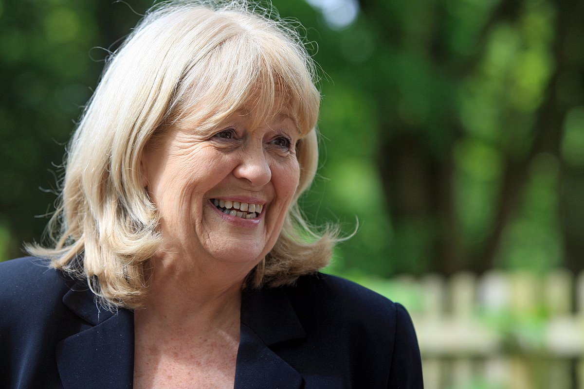June 23, 2014: Cheryl Gillan MP