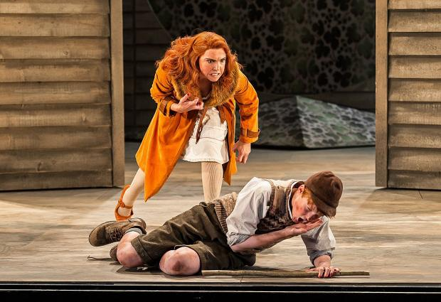 Bucks Free Press: Review: The Cunning Little Vixen at Garsington Opera