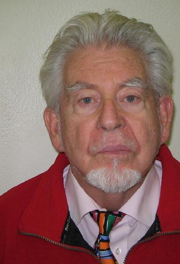 BFP comment: Rolf Harris - a far cry from the man we thought we admired