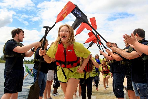 Rotary dragonboats race raises £10k for charity
