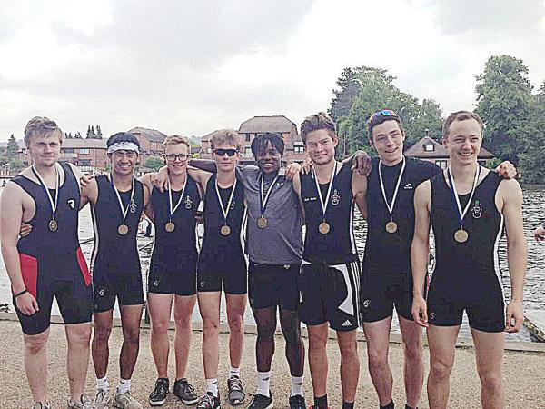 BNU won their first ever race at Marlow