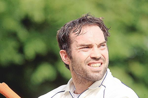 Bucks Free Press: James Benning took five wickets for Wycombe