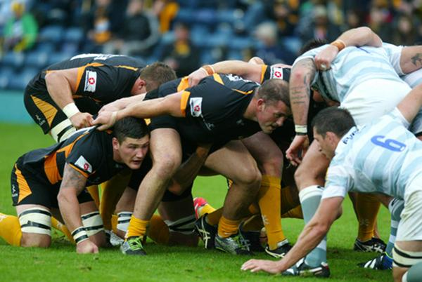 Wasps bolster front row options