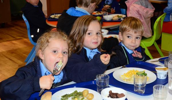 Schools and chefs prepare for roll-out of free school meals