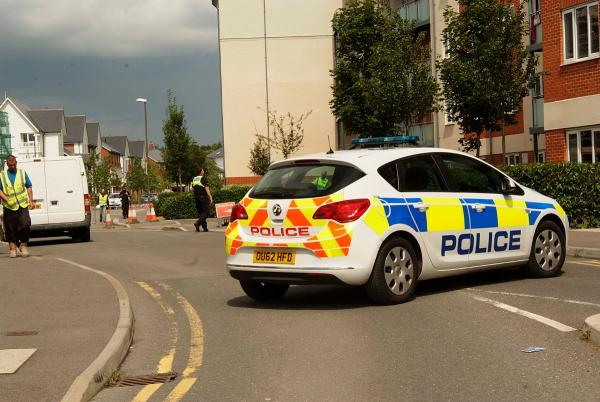 Video: Wycombe building site closed after second 'unexploded shell' is found