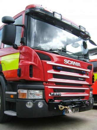 Changes to be made within fire service as call outs reduce