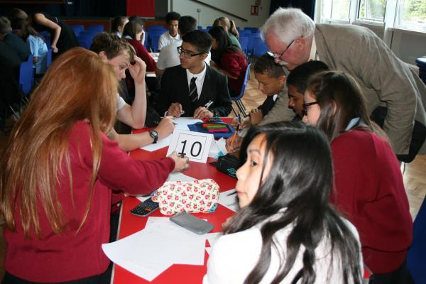 Wycombe High hosts 'taking maths further' workshop