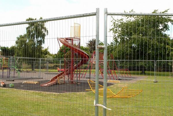 £85,000 park rejuvenation under way