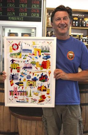 Marlow brewery recognised in print
