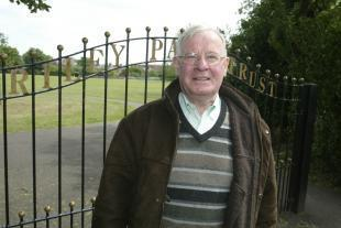 Riley Park chairman, Tony Shannon