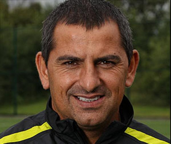 New SYCOB Director of Football Nas Bashir
