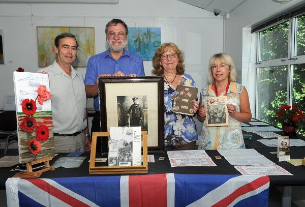 Exhibition shows the impact of WWI in Bourne End