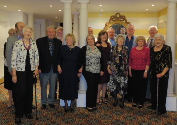 Members during a recent event