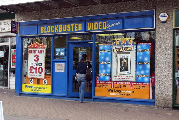 Estate agents to open at former Blockbuster shop