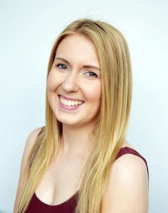 Elizabeth Pate, Buckinghamshire New University student recruitment team leader