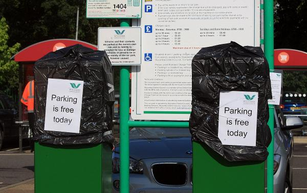 'Teething problems' as new parking system off to shaky start