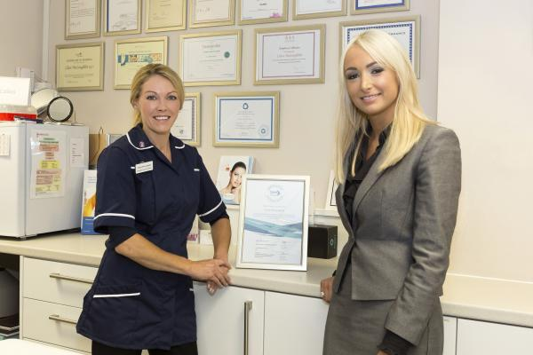 Clinic becomes first regulated under new safety register
