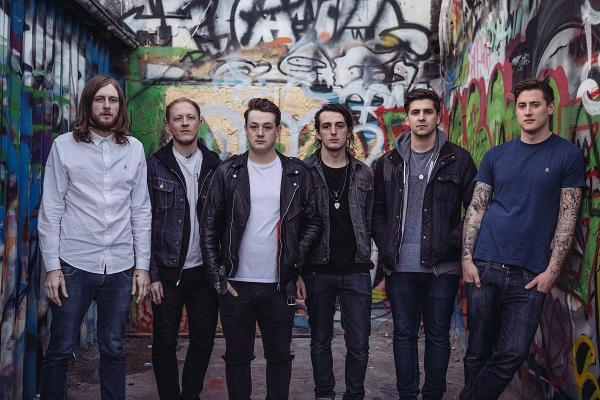 Band interview: Deaf Havana set for Reading's main stage today