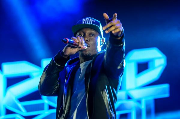 Dizzee Rascal is set to headline PennFest 2016 on Saturday