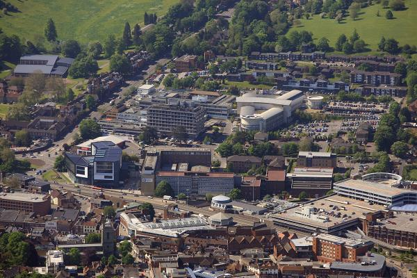 High Wycombe named of UK's most generous towns