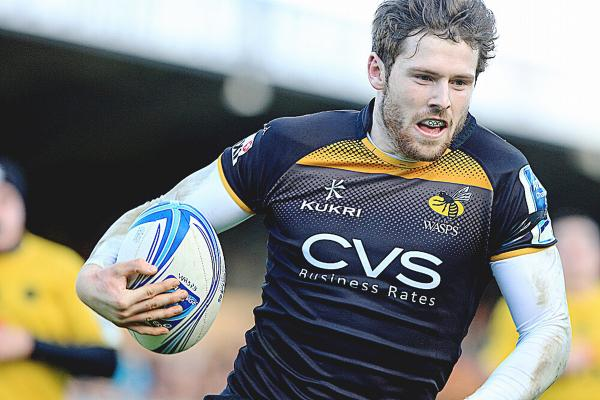 Elliot Daly was in good form against Esher