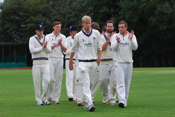Jonathan Burden saved High Wycombe with figures of 7-20